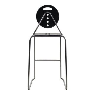 1980s AbstractSegis 'Charlie' Bar Stool by For Sale