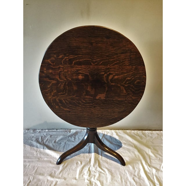 English Country Oak Side Table, Circa 1860 - Image 2 of 11