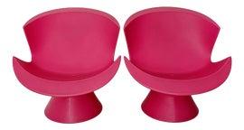 Image of Minimalist Lounge Chairs