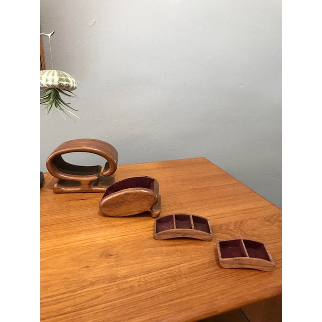 Early Richard Rothbard Puzzle Ring Box For Sale - Image 6 of 6