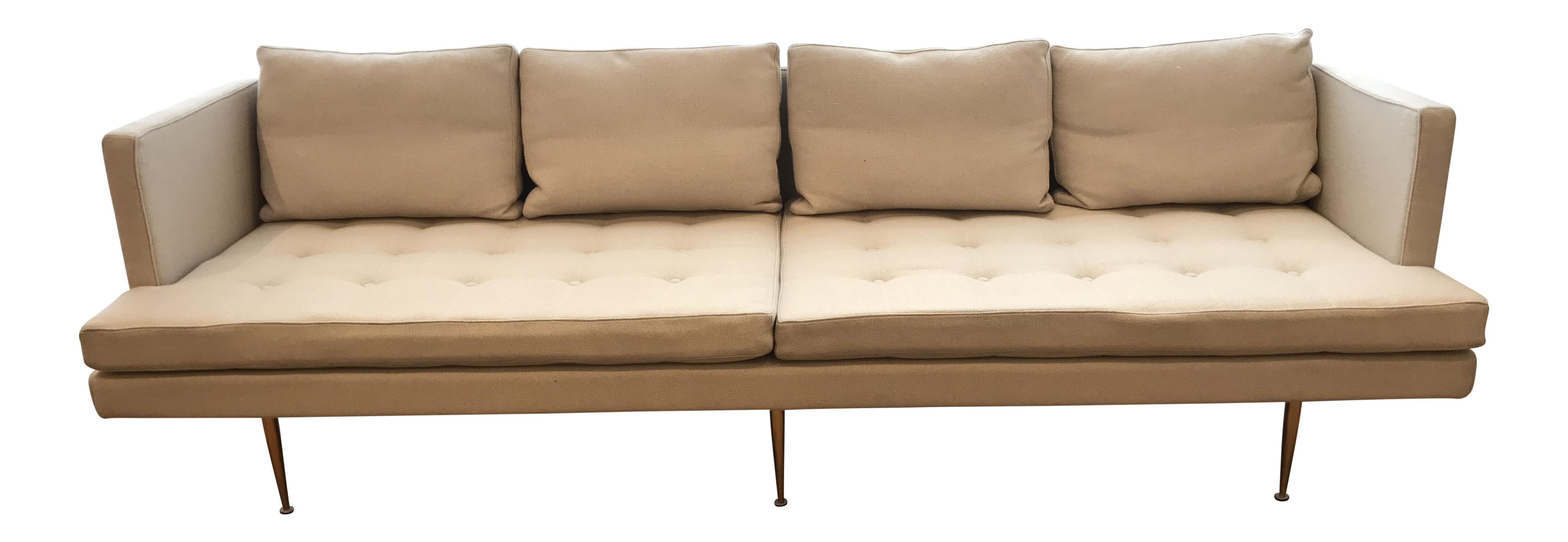 Amazing Organic Modernism Siena Sofa   Image 1 Of 8