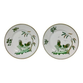 Richard Ginori Porcelain Plates - a Pair