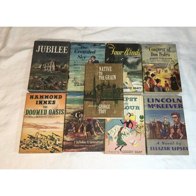 Vintage Books with Decorative Covers - Set of 9 - Image 4 of 4