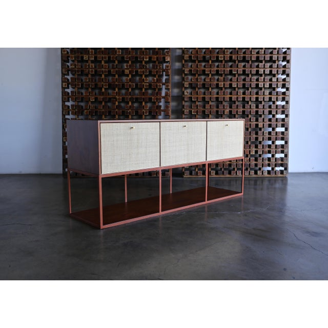 Milo Baughman for Murray Furniture Cabinet C. 1954 For Sale - Image 11 of 13