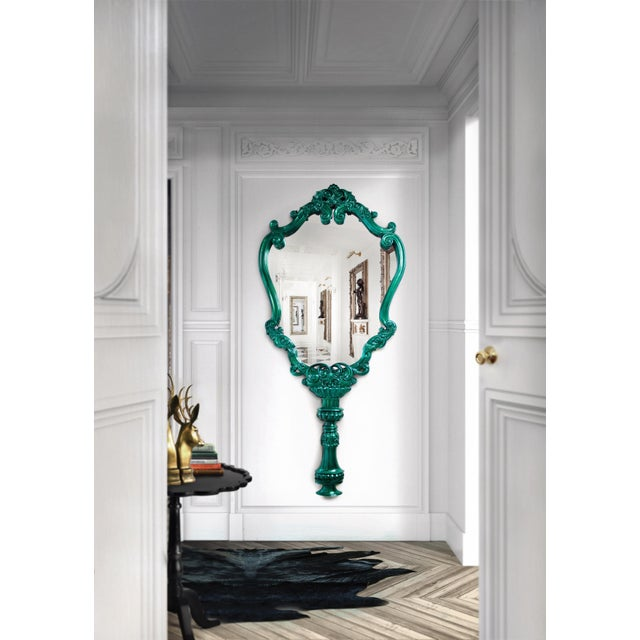 Not Yet Made - Made To Order Marie Thérèse Mirror From Covet Paris For Sale - Image 5 of 5