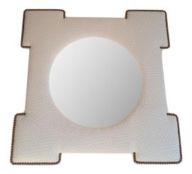 Image of Fabric Wall Mirrors