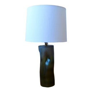 Moss Table Lamp by Anthropologie For Sale