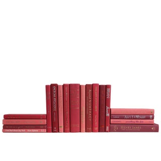 Modern Rose Petal Book Set, S/18 For Sale