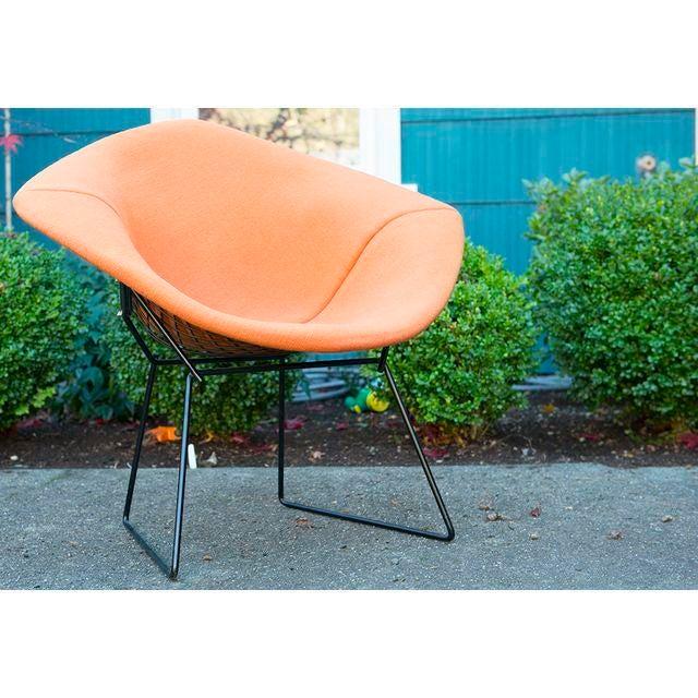 Original Knoll Harry Bertoia Diamond Chair - Image 3 of 5
