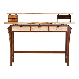 Lohr Woodworking Studio Harris Writing Desk For Sale