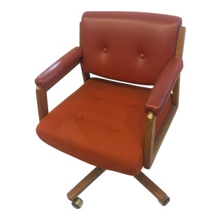 Frank Doerner Mid-Century Design Chair