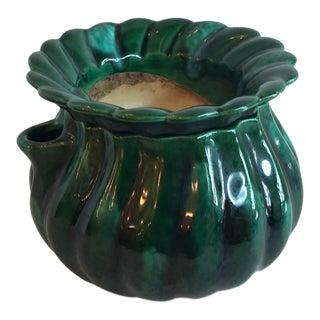 Vintage Mid Century Ceramic African Violet Planter For Sale