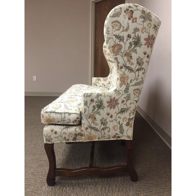 Pearson Floral Settee - Image 4 of 6