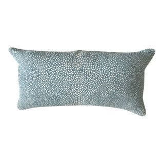 Maresca Textiles Fabric Custom Pillow For Sale