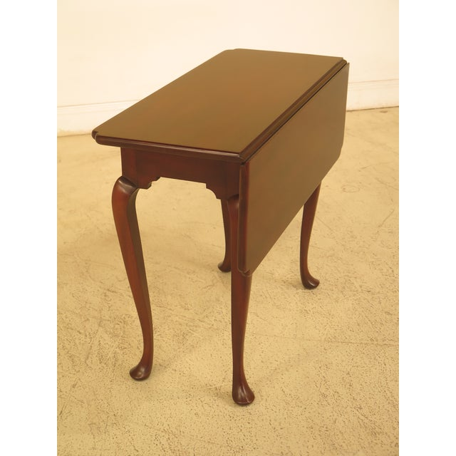 Kittinger Williamsburg Collection Occasional Table - Image 2 of 11