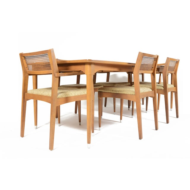 """B.P. John """"Correlaire"""" Dining Set For Sale - Image 5 of 11"""
