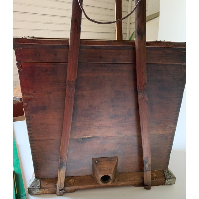 1910s Chinese Bellows Cabinet For Sale - Image 9 of 13