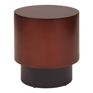 Lori End Table, Bronze For Sale