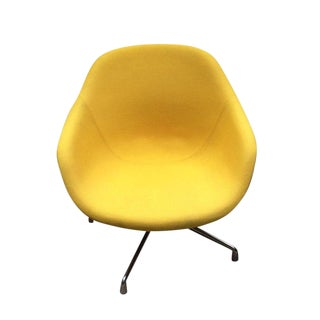 Hay & Hee Welling Yellow Designer Lounge Chair