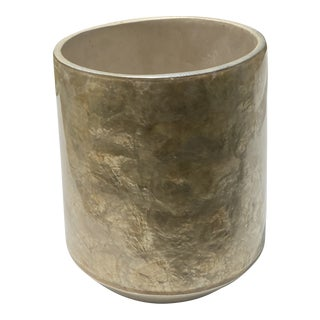 Mid-Century Modern Capis Shell Vase For Sale