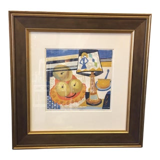 """1930s """"Apples"""" Print by Kent for Nyc Wp Art Project For Sale"""