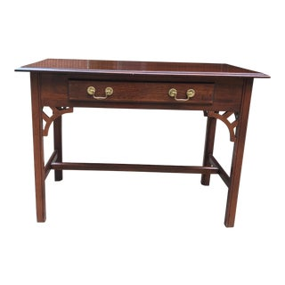 Bombay Co. Chinoserie Wood Desk