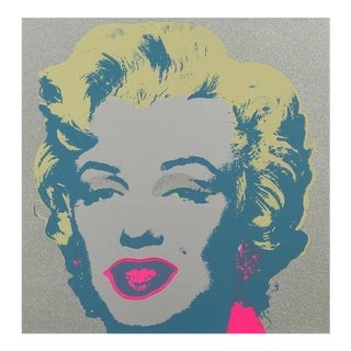 Andy Warhol, Diamond Dust Marilyn (Sunday B. Morning), 1970-2020 For Sale