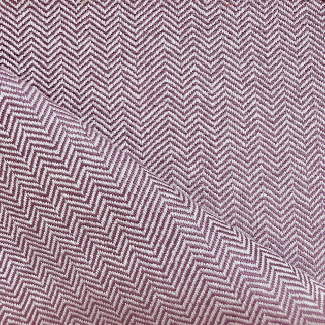This listing is for a beautiful Rogers & Goffigon designer fabric. Manufacturer: Rogers & Goffigon Pattern: Herringbone...