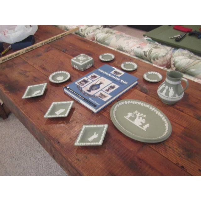 Beautiful Wedgwood Jasperware Collection & Serving Book Set - Image 8 of 8