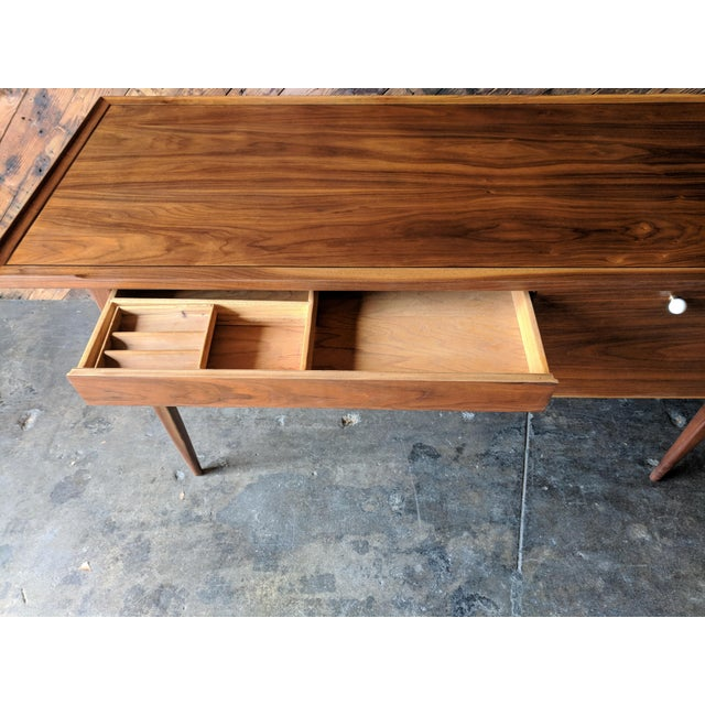 Mid Century Drexel Declaration Desk by Kipp Stewart For Sale - Image 10 of 11
