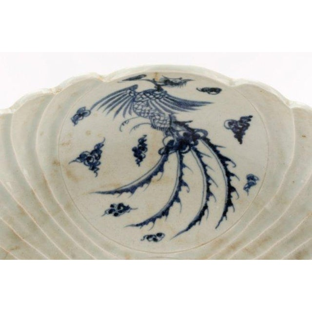 Chinese Blue & White Porcelain Chargers - A Pair - Image 3 of 9