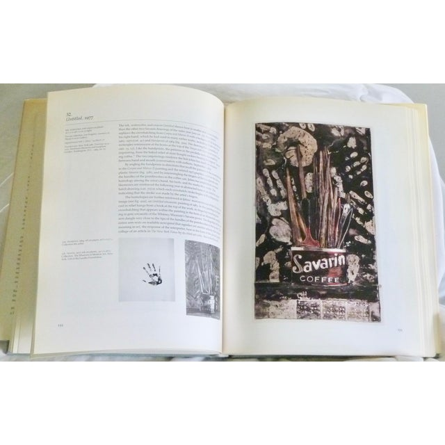 1990s The Drawings of Jasper Johns Book For Sale - Image 5 of 8