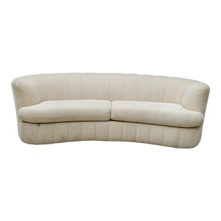 1990's Vintage Vladimir Kagan for Weiman Sofa For Sale