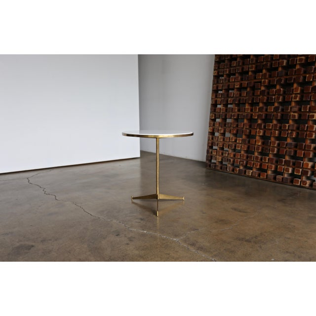 """Contemporary """"Cigarette"""" Side Table by Paul McCobb for Directional, Circa 1955 For Sale - Image 3 of 9"""