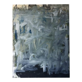 Colt Seager 'Mist' Oil on Canvas For Sale
