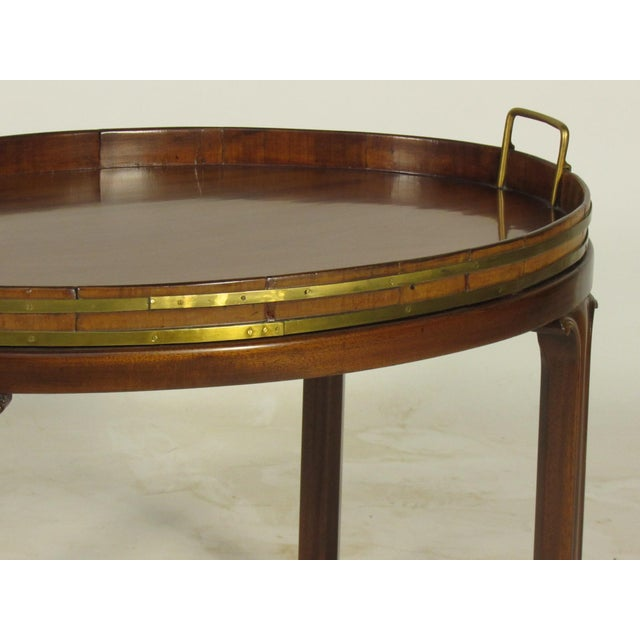 19th Century Regency Butler's Tray Table - Image 5 of 7
