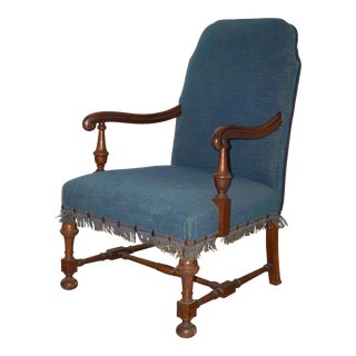 Late 17th Century English William & Mary Armchair (Ca. 1695) For Sale