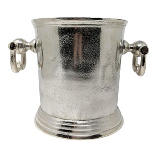 Metal Champagne Ice Bucket For Sale