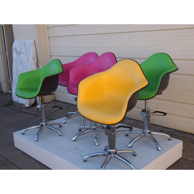 Original Herman Miller Dining Chairs - 4 - Image 3 of 8
