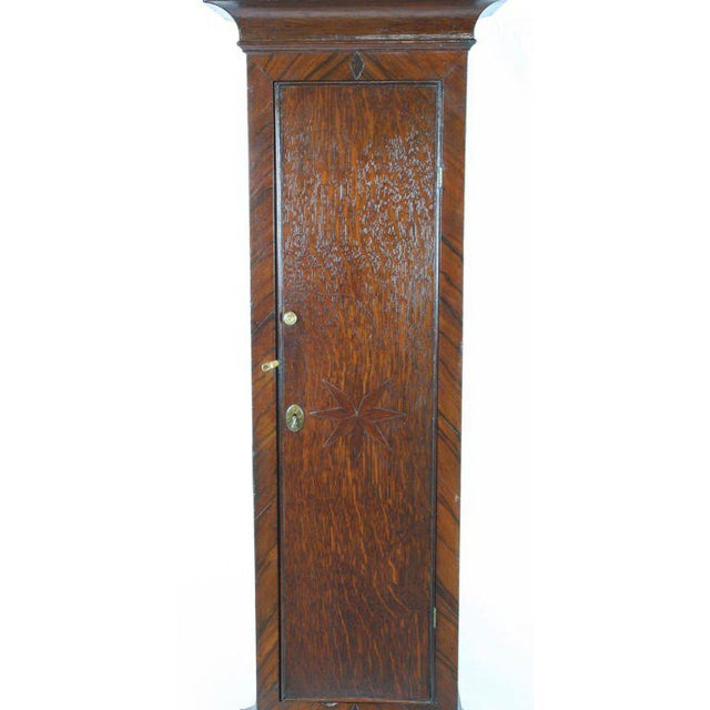 English Tall Case Clock For Sale - Image 4 of 8