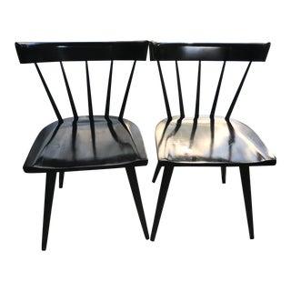 Paul McCobb Chairs - a Pair For Sale