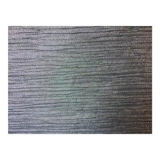 Kravet-Candice Olson Metallic Pleated Fabric