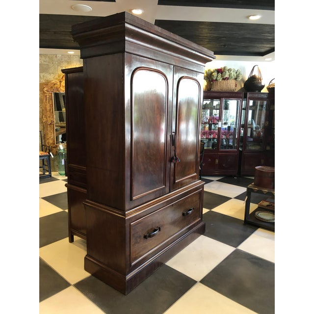 William IV Gentleman's Hat Chest or Cabinet For Sale - Image 4 of 7