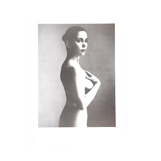 Vintage Mid Century Photographic Print by Master Photographer John Swanell For Sale