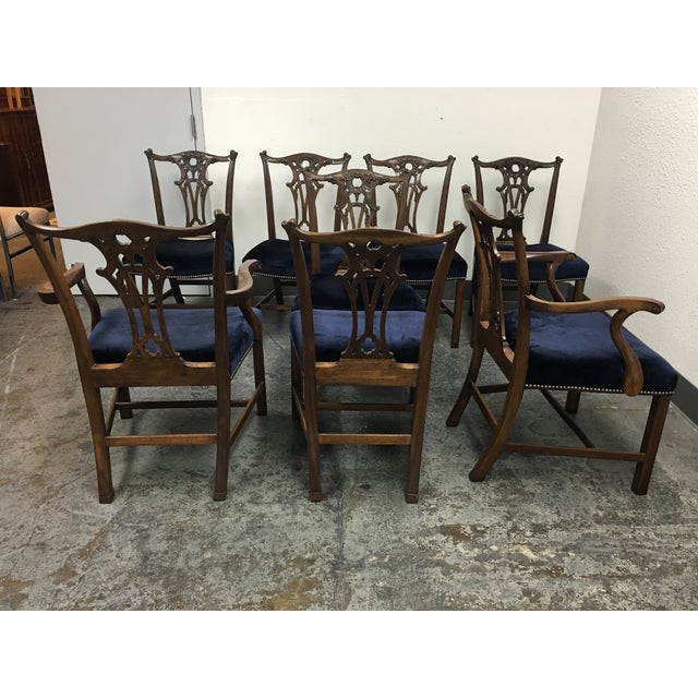 Chippendale Style Chairs - Set of 8 - Image 3 of 11