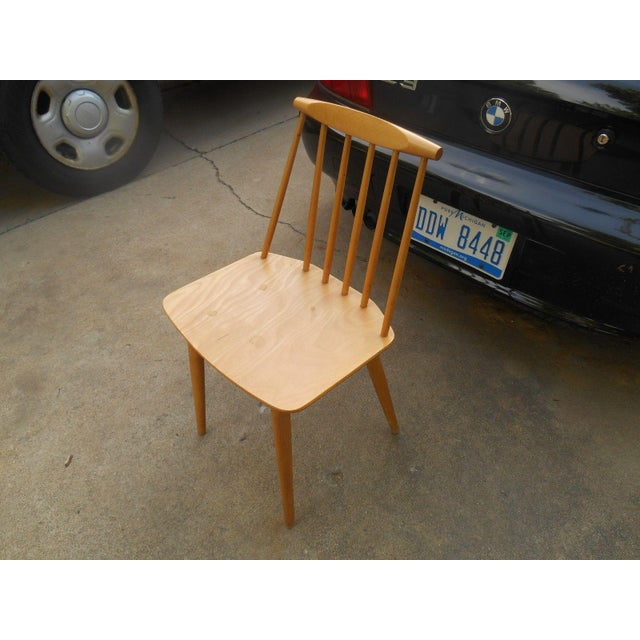 Mid-Century Danish Modern Mobler Chair - Image 3 of 7