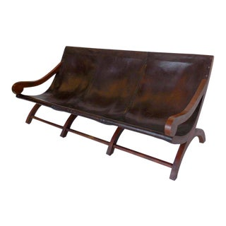 Leather Butaca Sofas For Sale