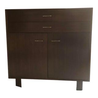 1960s Mid-Century Modern George Nelson Primavera Walnut Dresser For Sale