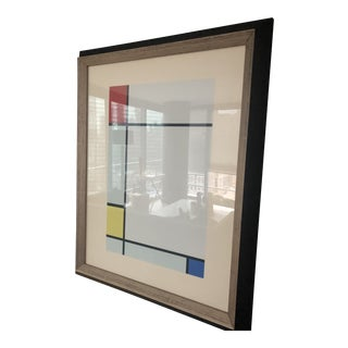 Untitled Lithograph by Piet Mondrian For Sale