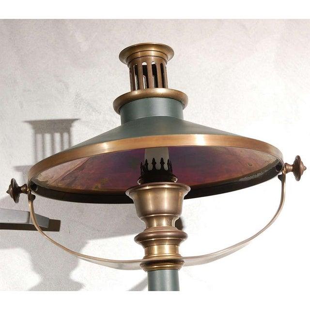 Metal Vintage Chapman Table Lamp For Sale - Image 7 of 7